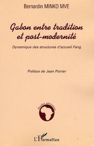 Couverture Gabon entre tradition et post-modernité