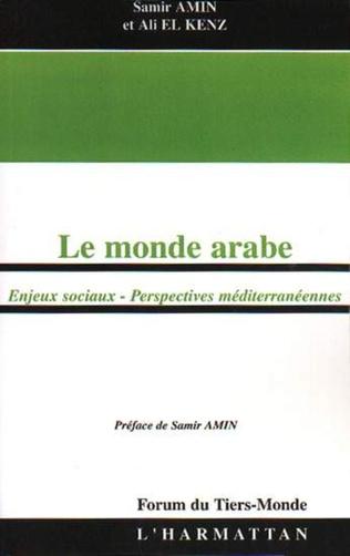 Couverture Le monde arabe