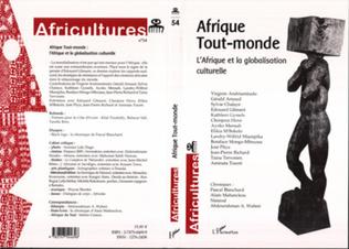Couverture Afrique Tout-monde - l'Afrique et la globalisation culturelle