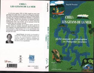 Couverture Chili - Les Gitans de la mer