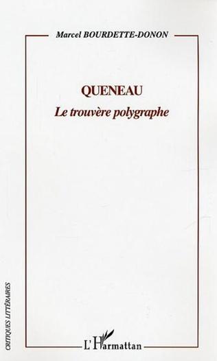 Couverture QUENEAU