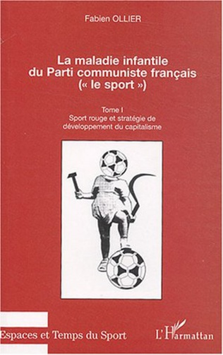 Couverture Maladie infantile du Parti communiste français