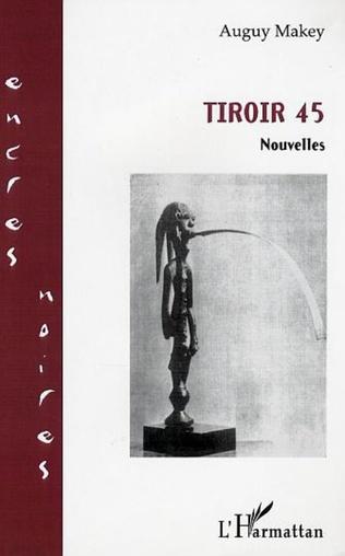 Couverture Tiroir 45