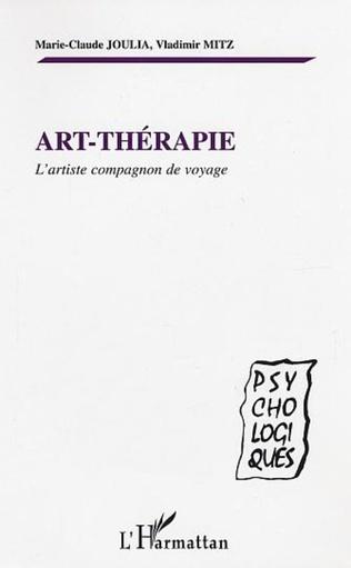 Couverture Art Thérapie