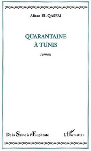 Couverture Quarantaine à Tunis