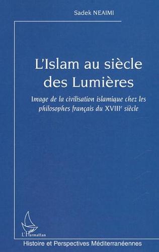 Couverture L'Islam au siècle des Lumières