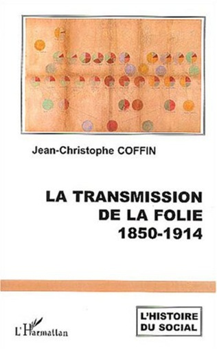 Couverture La transmission de la folie