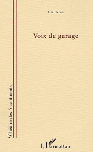 Couverture Voix de garage