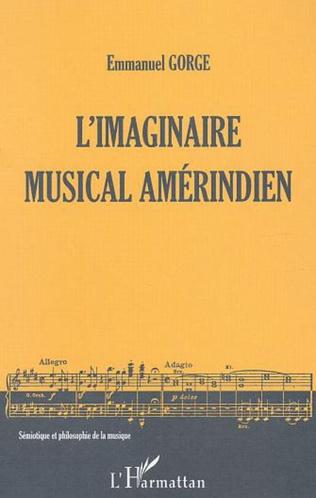 Couverture L'imaginaire musical amérindien