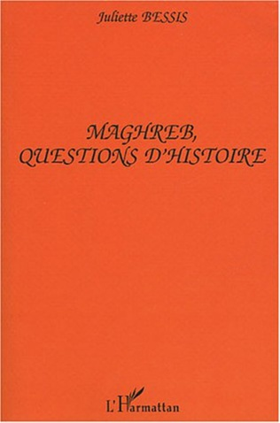 Couverture Maghreb, Questions d'Histoire