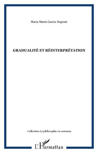 Couverture Gradualité et réinterprétation