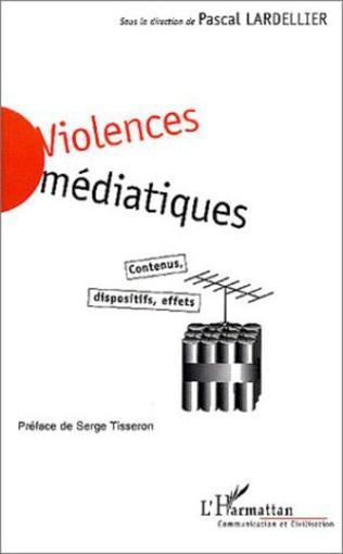 Couverture VIOLENCES MEDIATIQUES