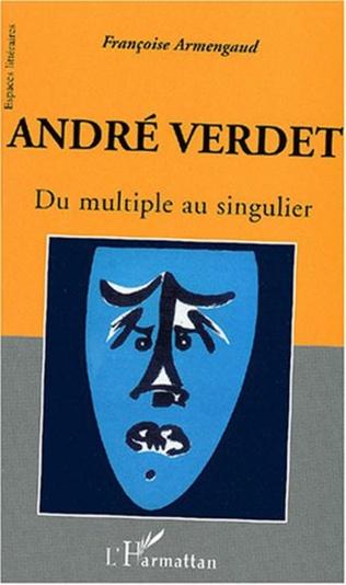 Couverture André Verdet