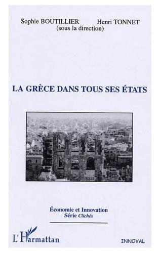 Couverture La Grèce dans tous ses états