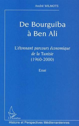 Couverture De Bourguiba à Ben Ali