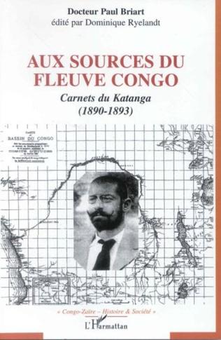 Couverture Aux sources du fleuve Congo