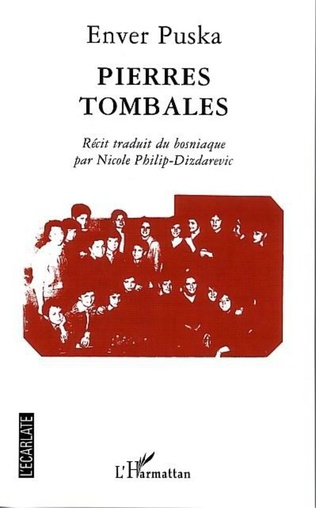 Couverture Pierres tombales