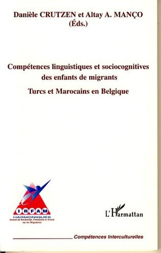 Couverture Compétences linguistiques et sociocognitives des enfants de migrants