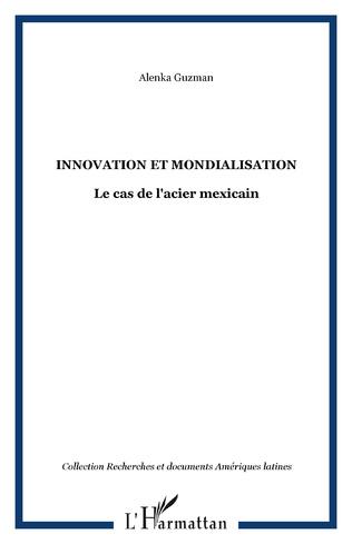 Couverture Innovation et mondialisation