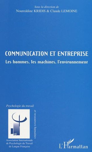 Couverture Communication et entreprise