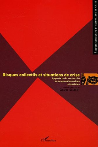Couverture Risques collectifs et situations de crise