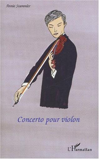 Couverture Concerto pour un violon