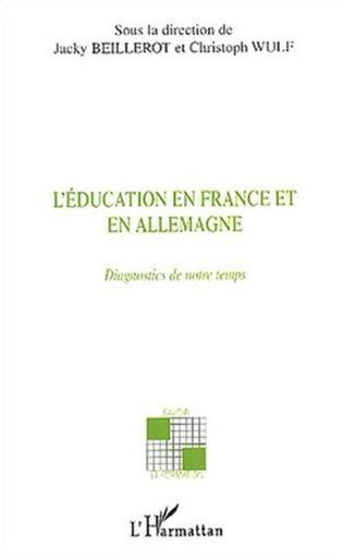 Couverture L'éducation en France et en Allemagne