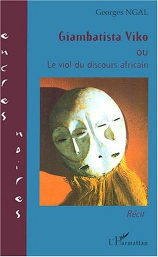 Couverture Giambatista Viko ou Le viol du discours africain