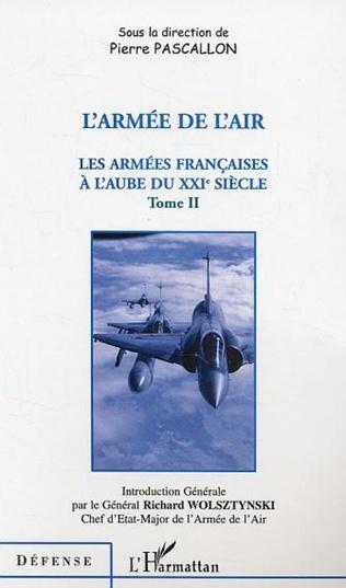 Couverture L'armée de l'air