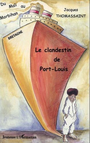 Couverture Le clandestin de Port-Louis