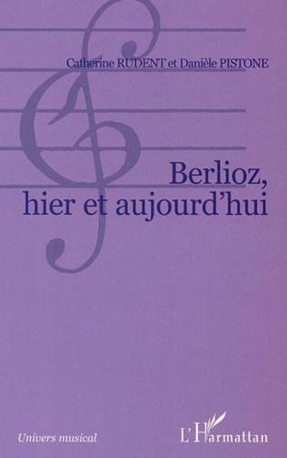 Couverture Berlioz, hier et aujourd'hui