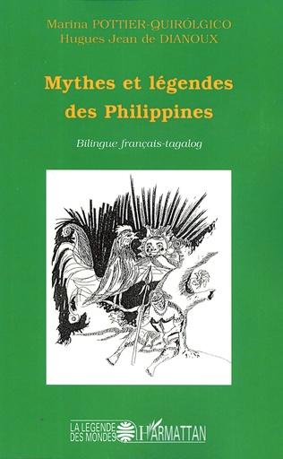 Couverture Mythes et légendes des Philippines