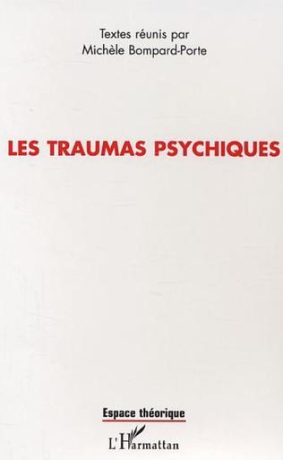 Couverture Les traumas psychiques