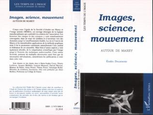 Couverture Images, sciences, mouvement