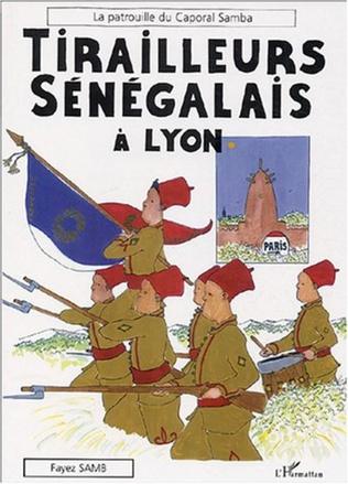 Couverture Tirailleurs Sénégalais à Lyon