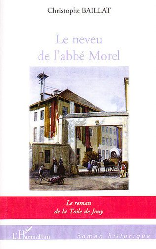 Couverture Le neveu de l'abbé Morel