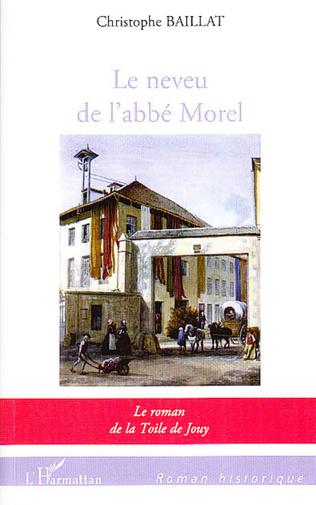 Couverture Le neveu de l'abbé Morel