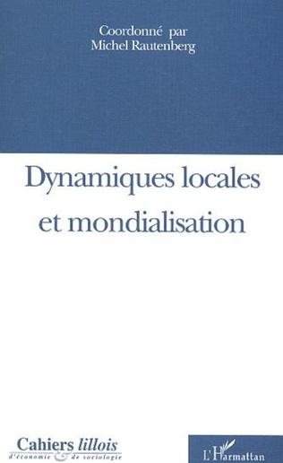Couverture Dynamiques locales et mondialisation