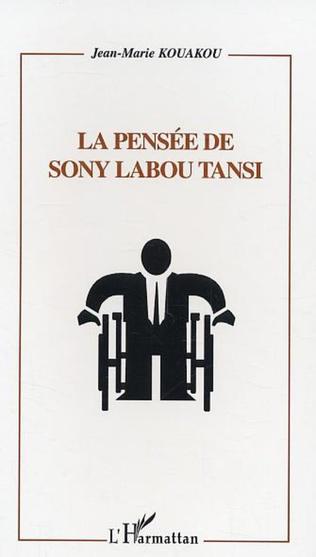 Couverture La pensée de Sony Labou Tansi