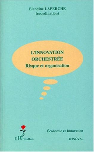 Couverture L'innovation orchestrée