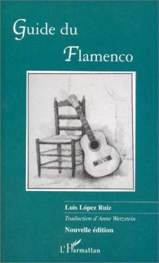 Couverture Guide du Flamenco