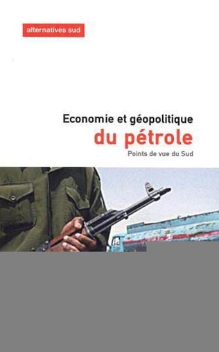 Couverture Economie et géopolitique du pétrole