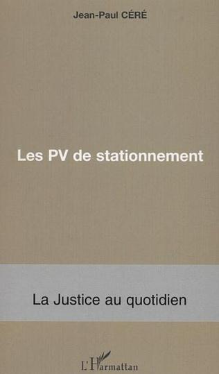 Couverture Les PV de stationnement
