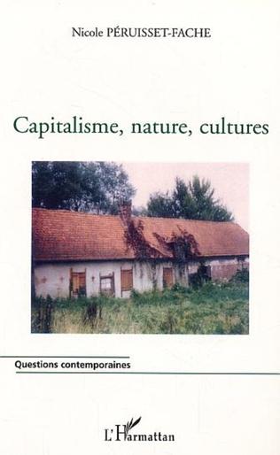 Couverture Capitalisme, nature, cultures