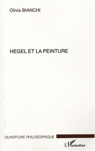 Couverture Hegel et la peinture