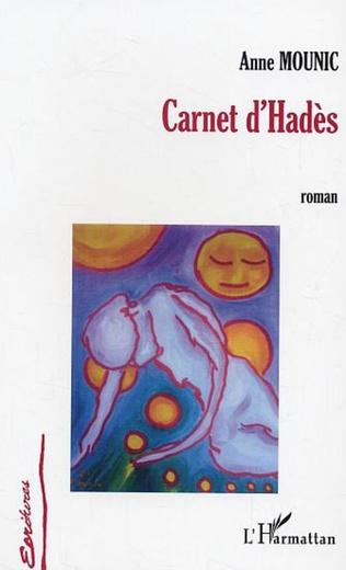 Couverture Carnet d'Hadès