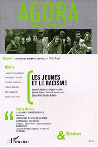 Couverture Les jeunes et le racisme