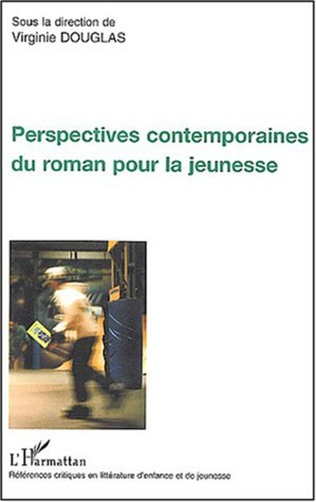 Couverture Perspectives contemporaines du roman pour la jeunesse