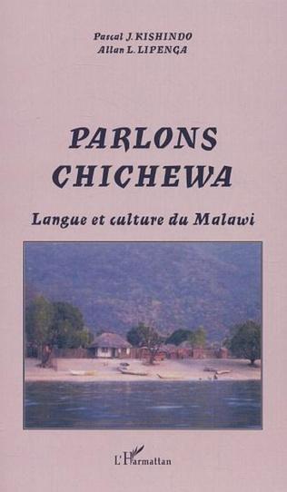 Couverture Parlons Chichewa