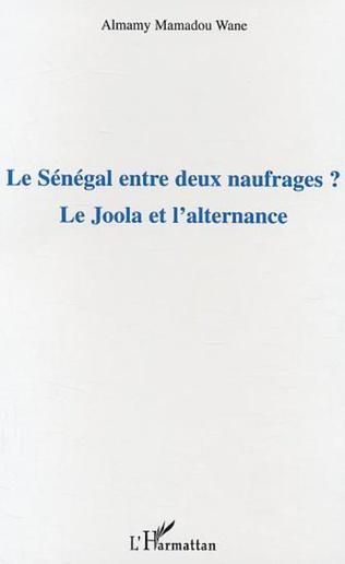 Couverture Le Sénégal entre deux naufrages ?